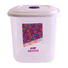 Hermetico-San-Remo-Plastico-Cuadrado-Colores-Varios-2cc-Tupper-Hermetico-De-Plastico-San-Remo-1-2652