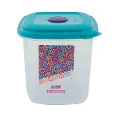 Hermetico-San-Remo-Plastico-Cuadrado-Colores-Varios-12cc-Tupper-Hermetico-De-Plastico-San-Remo-1-2665