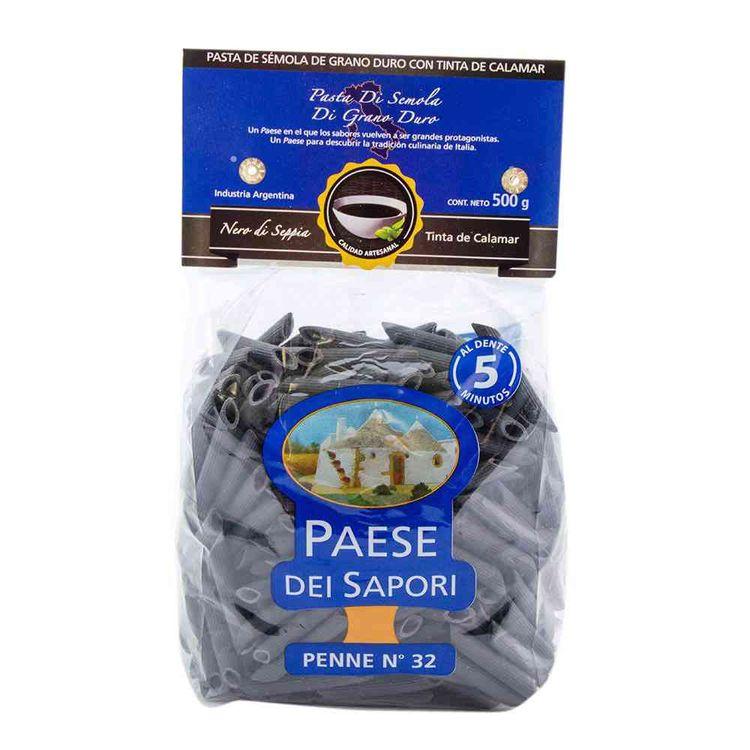 Fideos-Semola-De-Grano-Duropaese-Penne-Al-Nero-Di-Seppia-N°32x500g-Fideos-De-Semola-Penne-Al-Nero-Duro-Paese-500-Gr-1-8532