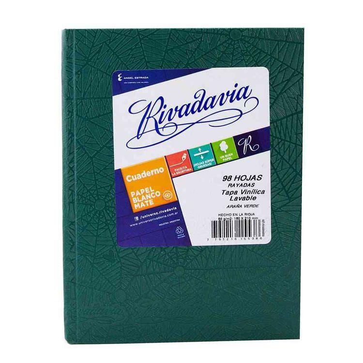 Cuaderno-Rivadavia-Forrado-Verde-98-Hojas-Rayado-Cuaderno-Rayado-Araña-Verde-Rivadavia-98-Hojas-1-19936