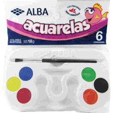 Acuarelas-Estuche-X-06-Pastillas-Surtidas-Acuarela-Alba-6-Unidades-1-28562