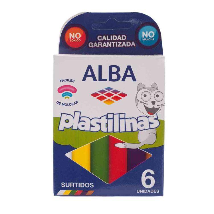 Plastilina-Alba-Estuche--X-6-Surtidos-Plastilina-Alba-6-Unidades-1-28667