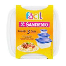 Set-Hermetico-San-Remo-Plastico-Cuadrado-Colores-Varios-02-08-19cc-Set-De-Tuppers-De-Plastico-San-Remo-1-33422