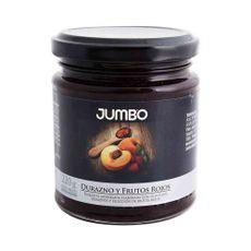 Mermelada-De-Durazno-Y-Frutos-Rojos-Jumbo-Gourmet-Fco-220-Grs-Mermelada-De-Durazno-Y-Frutos-Rojos-Jumbo-Gourmet-Fco-220-Grs-durazno-Y-Frutos-Rojos-fco-gr-220-1-36322