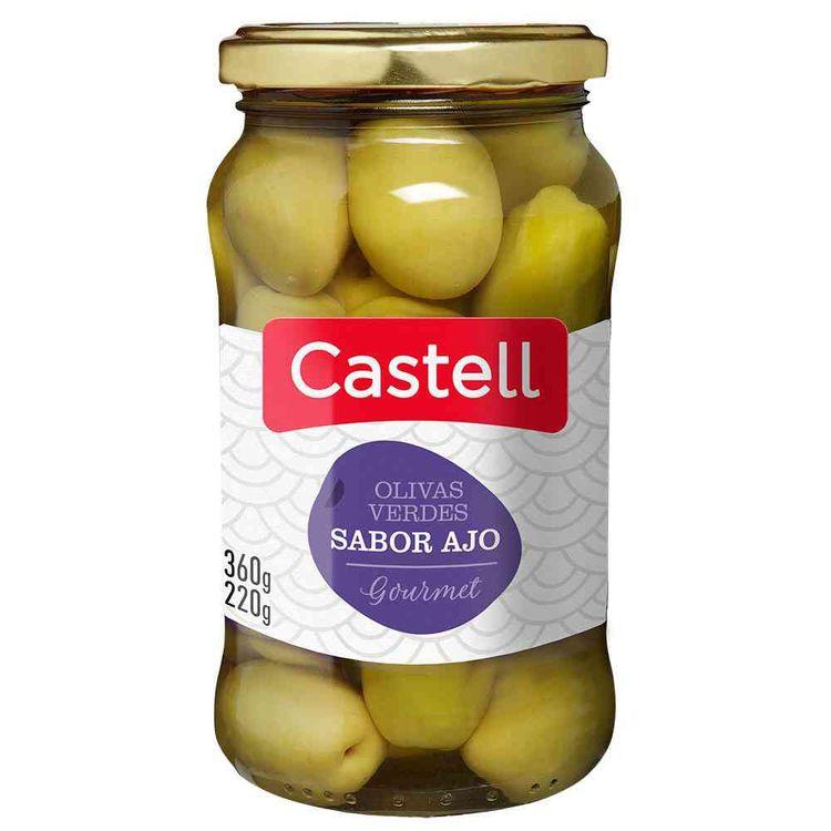 Aceitunas-Castell-Verdes-Sabor-Ajo-220-Gr-1-30095