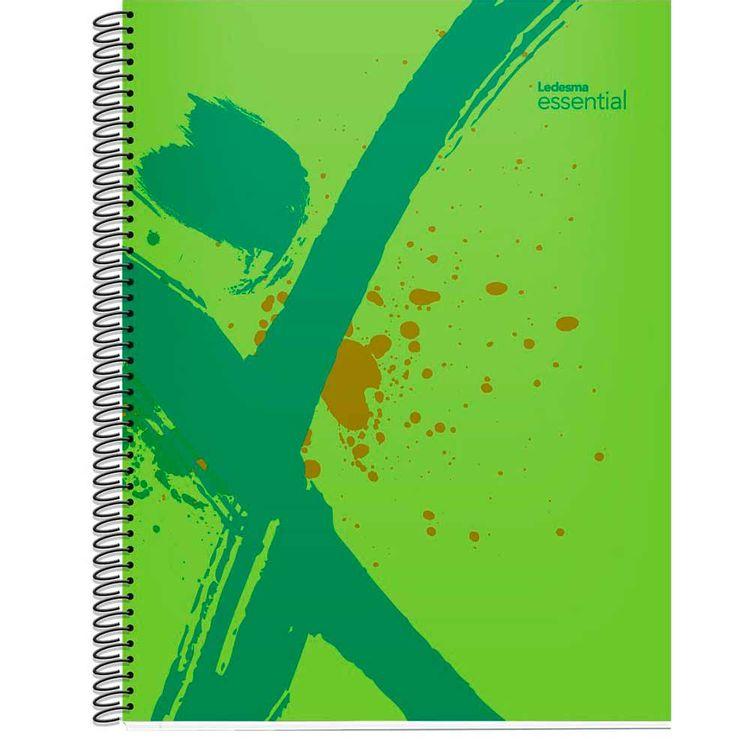 Cuaderno-Cuadriculado-Verde-Essential-84-Hojas-1-34952