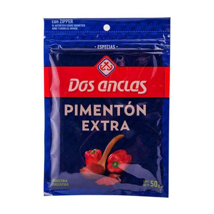 Pimenton extra Dos Anclas 50 grs