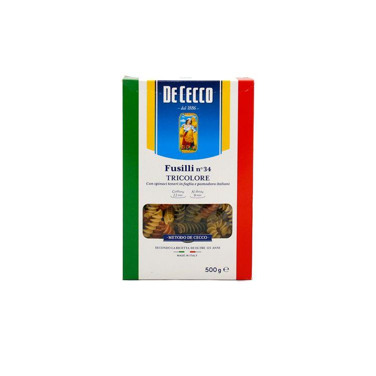 Fideos-Fusilli-De-Cecco-Tricolor-500-Gr-1-33558