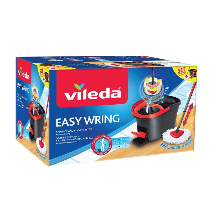Balde-Escurridor-Vileda-1-U-Balde-Vileda-escurridor-easy-Wring-And-Clean-s-e-un-1-1-15610