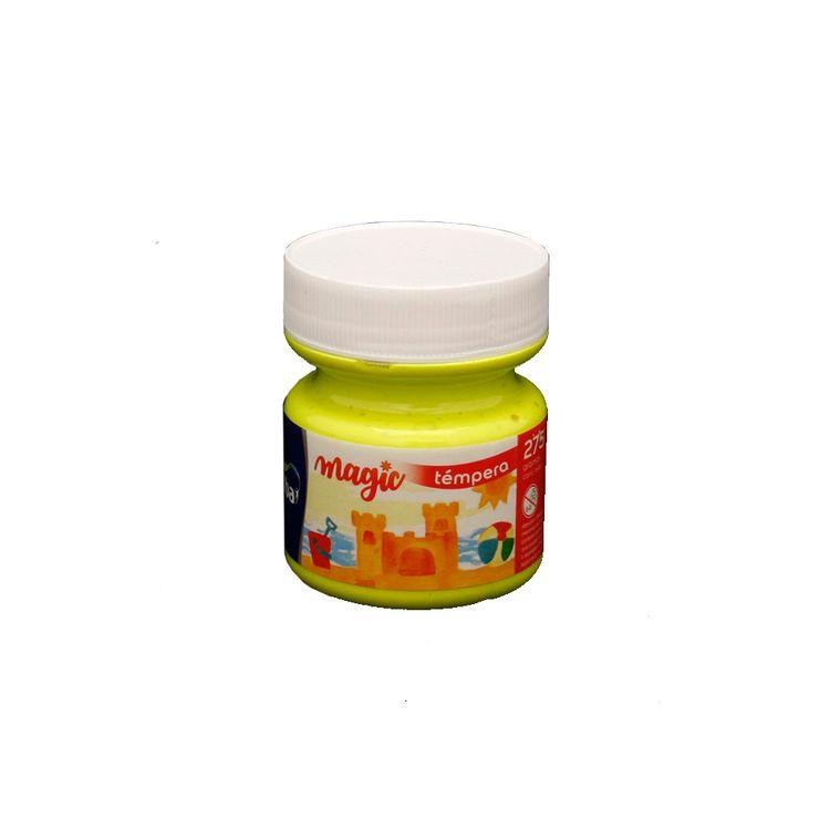 Tempera-Pote-Amarillo-Fluo-Albamagic-275-Gr-1-31036