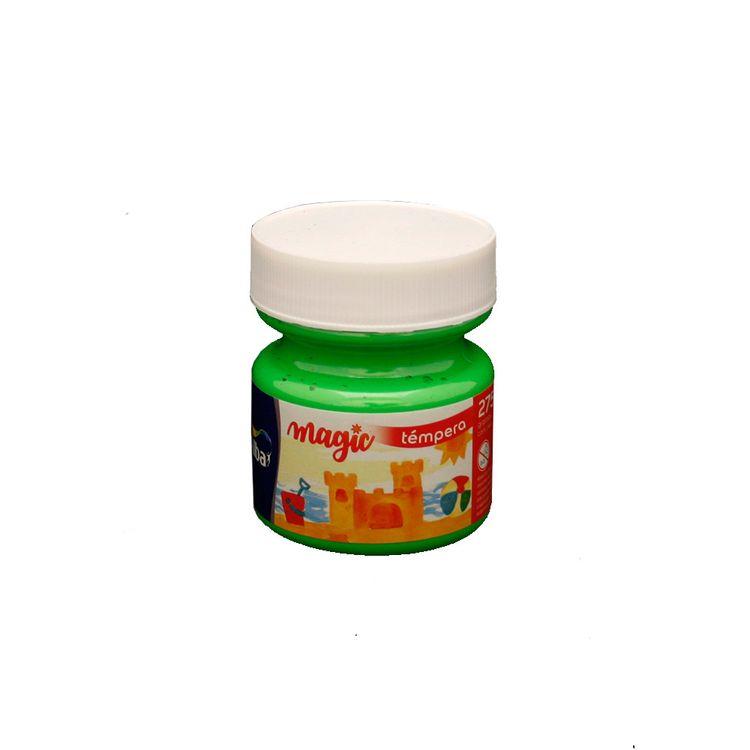 Tempera-Pote-Verde-Fluo-Albamagic-275-Gr-1-31300
