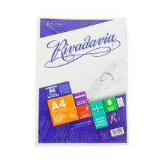 Repuesto-Rivadavia-96-Hojas-Rayadas-A4-Repuesto-Rayado-A4-Rivadavia-96-Hojas-1-23302