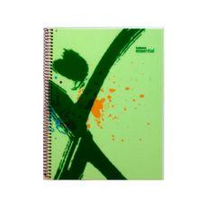 Cuaderno-Rayado-Essential-Verde-84-Hojas--Cuaderno-Rayado-Verde-Essential-84-Hojas-1-35480