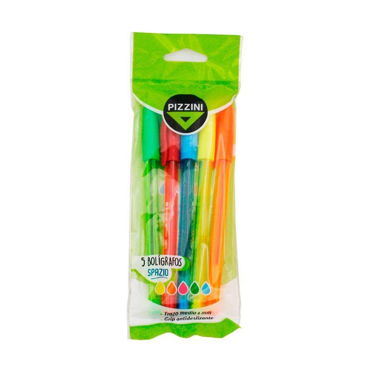 Boligrafos-1-Mm-5-Colores-Fantasia-1-246409