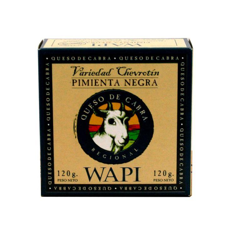 Queso-De-Cabra-Wapi-Con-Pimienta-Negra-120-Gr-1-25231