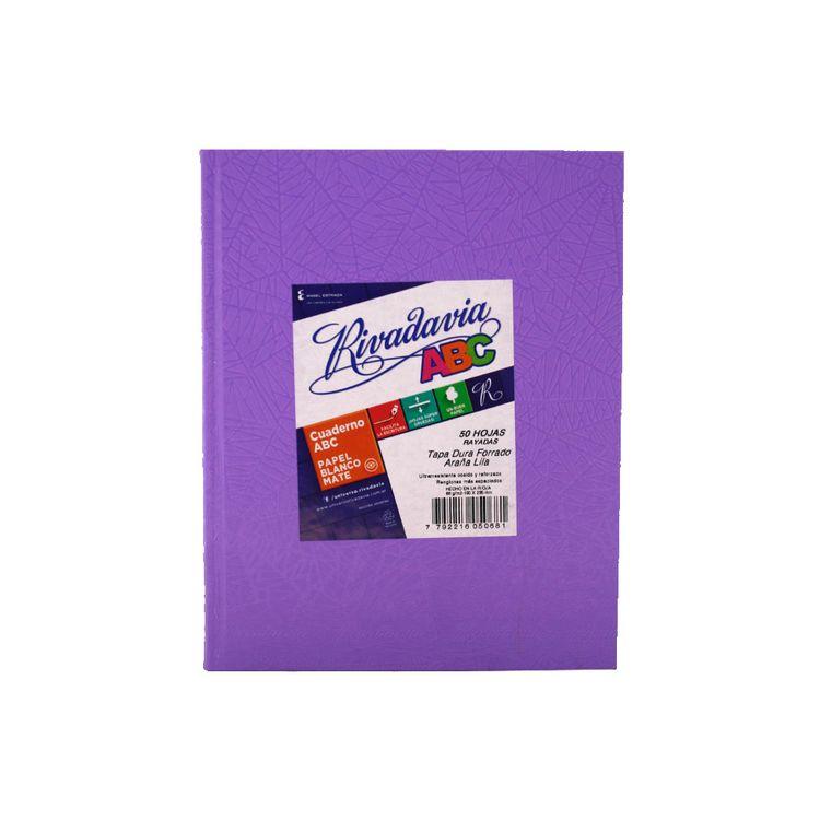 Cuaderno-Rayado-Rivadavia-ABC-Lila-50-Hojas-Cuaderno-Rayado-Lila-Rivadavia-Abc-50-Hojas-1-47037