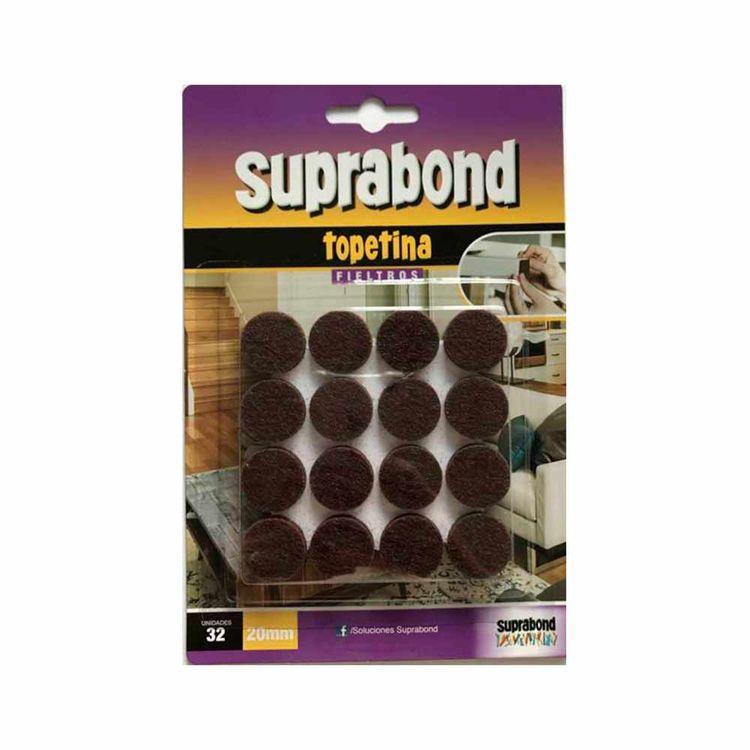 Fieltro-Suprabond-Rectangular-20-Mm-X-32-Unidades-Marron-Fieltro-Suprabond-Rectangularx32-Marron-1-253688