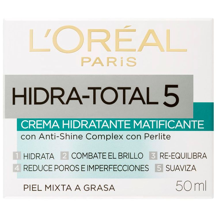 Hidra-Total-5-Crema-Matificante-L-oreal-Paris-Hidra-Total-5-50-Ml-1-27827