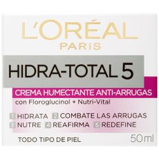 Crema-Anti-Arrugas-L-oreal-Paris-Hidra-Total-5-50-Ml-1-27858