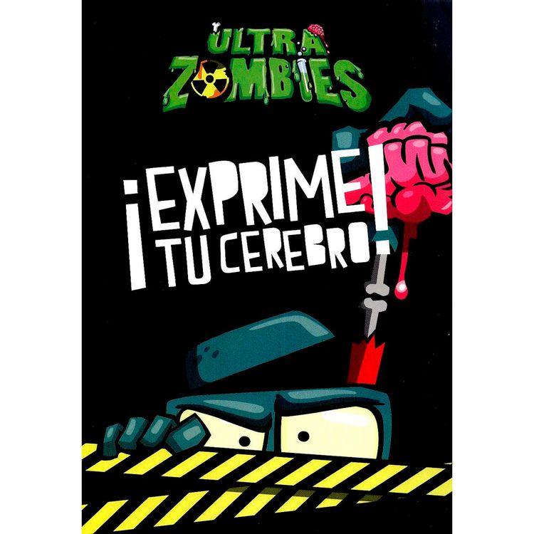 Col-Peppa-Pequeñitos-4-Titulos-Exprime-Tu-Cerebro-ultra-Zombies-1-304824
