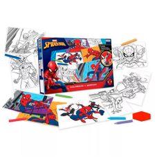 Colorear-Y-Borrar--8-Laminas-Mas-Crayones--Spiderm-1-42518