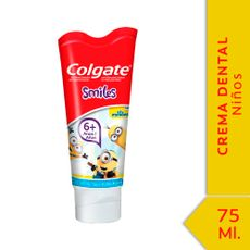 Crema-Dental-Colgate-Smiles-Minions-6--Años-75ml-1-23763