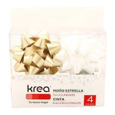 Moño-Estrella-Krea-Blanco-Y-Dorado-7cm-X-2-Und-1-281893