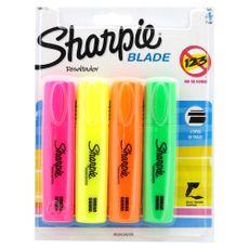 Resaltador-Sharpie-Blade-4-Unidades-1-24060