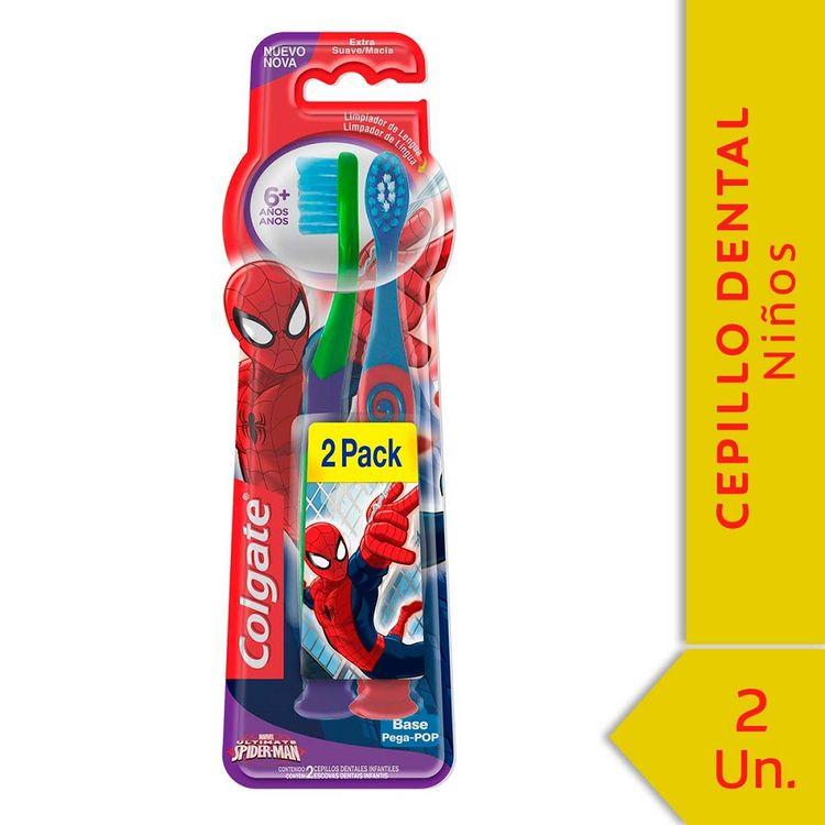 Cepillo-Dental-Colgate-Smiles-Spider-Man-6--Años-2u-Promo-Pack-1-39058