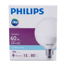 Lampara-Philips--Ledglobe85-60w-G30-E27-1-449679
