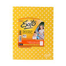 Cuaderno-Rayado-exito-Lunares-Amarillos-48-Hojas-1-248692