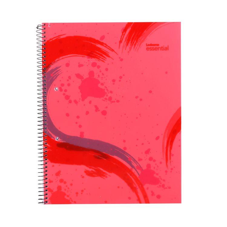 Cuaderno-Rayado-Essential-Rojo-84-Hojas-1-34997