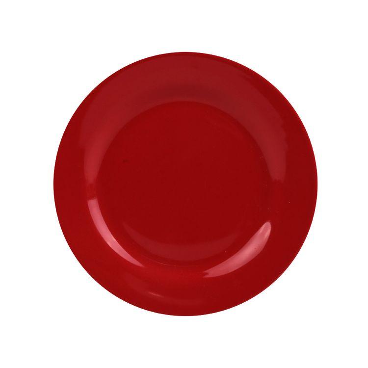 Plato-Para-Postre-De-Ceramica-Rojo-Oxford-1-8999