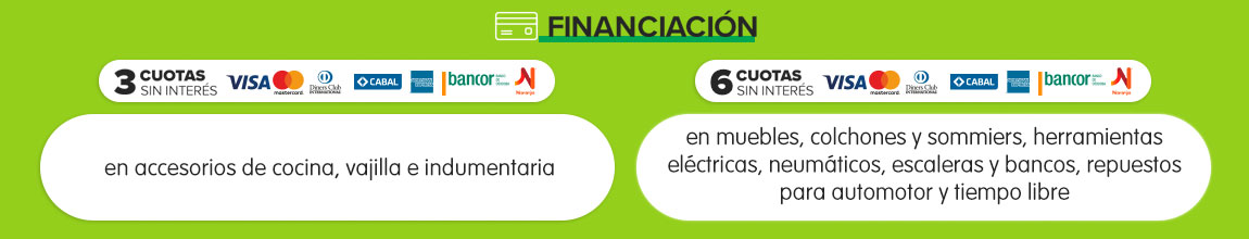 Financiacion - Bancos