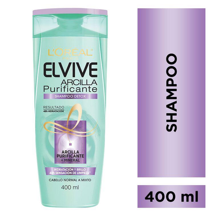 Shampoo-Arcilla-Purificante-Elvive-Loreal-Paris--400-Ml-1-38423