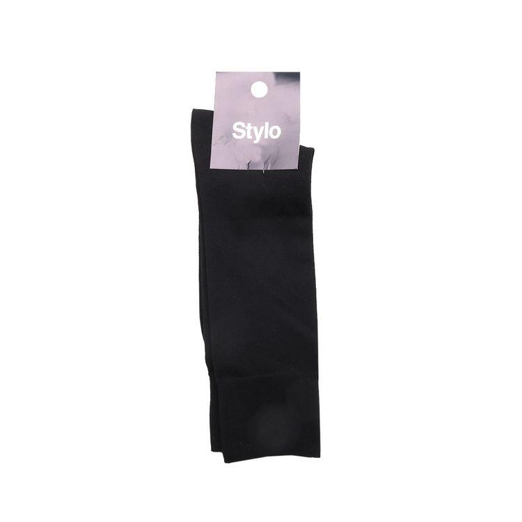 Medias-Stylo-Hombre-X-1-Par-Vestir-Ys0200-Negro-S-e-1-Par-1-504614