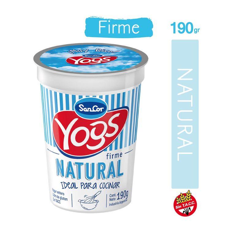 yogur natural sin azucar argentina