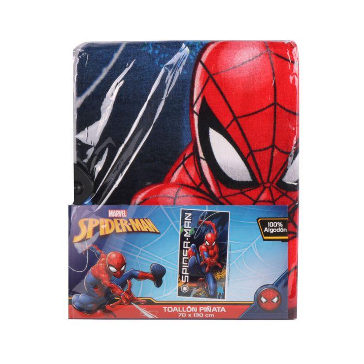 Toallon-Tondosado-70x130-Spiderman-1-802037