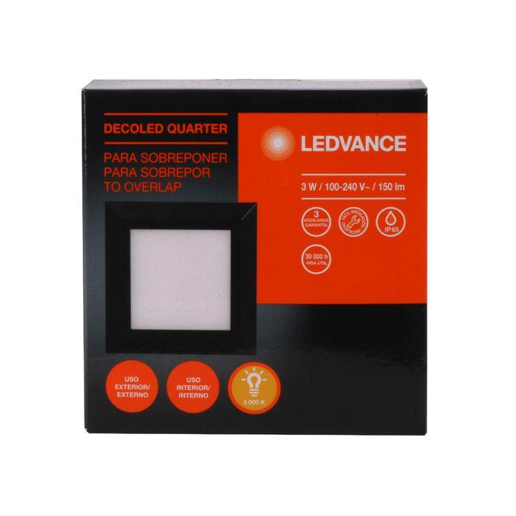 Ledvance-Decoled-quarter-Black-3w-Ip65-1-812525