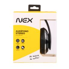 Auriculares-Stereo-On-Ear-Negro-Nex-1-690016