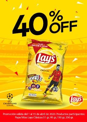 Lays- Comprá ONLINE en supermercados Jumbo
