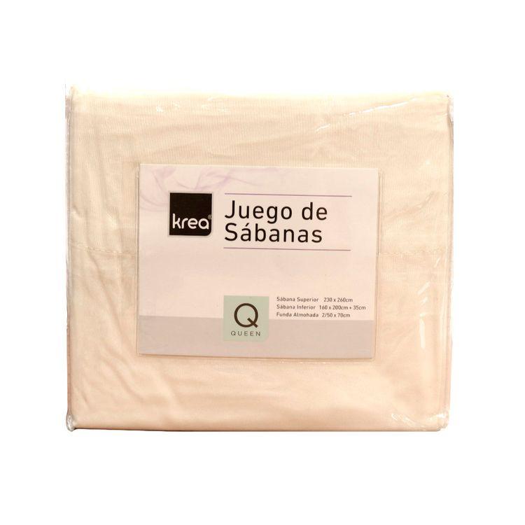 Sabana-Krea-Lisa-De-Microfibra-Qp-75-Gs-1-576570