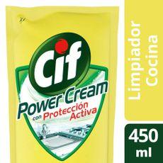 Limpiador-Liquido-Cif-Power-Cream-Cocina-Repuesto-Economico-450-Ml-1-29608