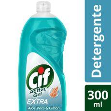 Lavavajilla-Suavidad-Cif-Aloe-Vera-Y-Limon-300-Ml-1-248395