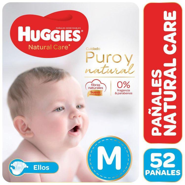 Pañales-Huggies-Natural-Care-Ellos-Hiper-Pack-M-52-U-1-237419