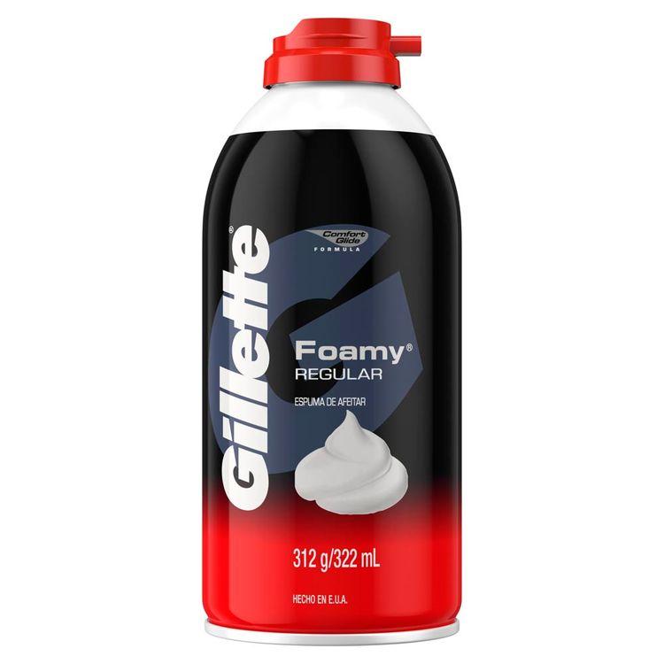 Espuma-De-Afeitar-Gillette-Foamy-322-Ml-1-6012