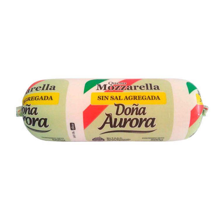 Queso-Mozzarella-Doña-Aurora-Sin-Sal-X-500-Gr-1-837638