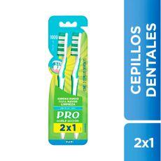 Cepillo-Dental-Oral-b-Pro-Doble-Accion-Profile-1000-2-Unidades-1-28865