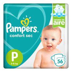 Pañales-Descartables-Pampers-Confort-Sec-Hiper-56-U-1-379010