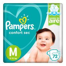 Pañales-Pampers-Confort-Sec-M-72-U-1-379018